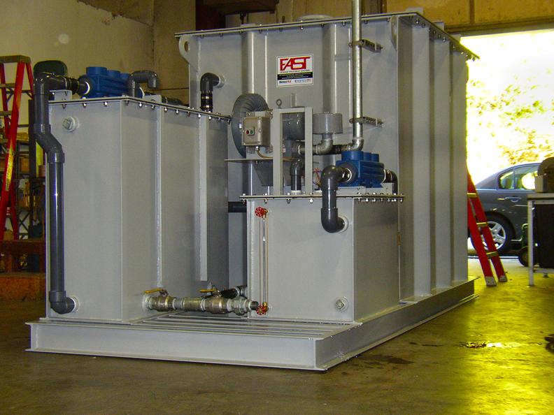 MarineFAST DV-Series Wastewater Treatment Systems